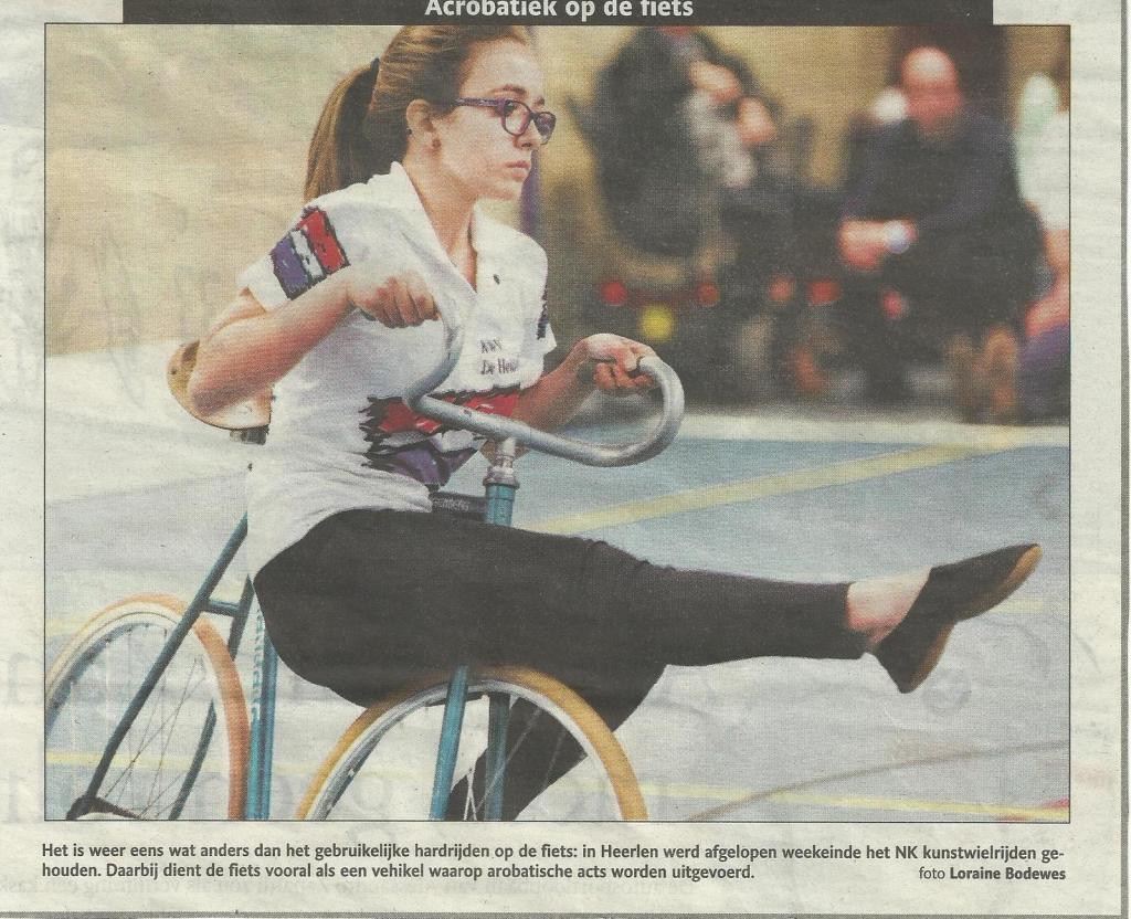 NK2014 Limburgs Dagblad woensdag 22 oktober 2014
